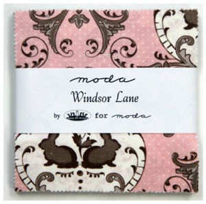 Windsor Lane Charm Pack by Bunny Hill for Moda