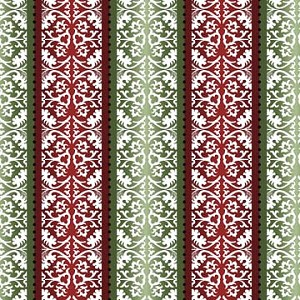 Wintergraphix III 5WGC1 Red Green Stripe by In The Beginning