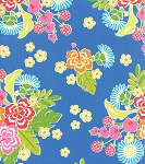 Sanibel 10030-11 Sapphire Hibiscus by Gina Martin for Moda