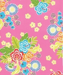 Sanibel 10030-16 Pink Hibiscus by Gina Martin for Moda