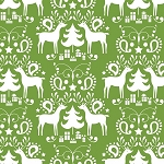 Treelicious 101.112.05.2 Green Rudolph by Blend EOB
