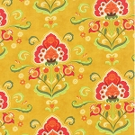 Fancy 11490-20 Golden Katie by Lily Ashbury for Moda