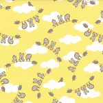Storybook 13113-17 Banana Clothesline by Kate & Birdie for Moda