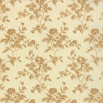 Midwinter Reds 14762-14 Ivory Chintz Floral by Moda