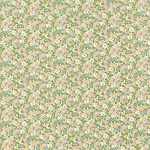 Ambleside 18603-11 Linen White Small Floral by Moda