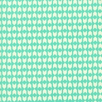 Moonlit 1906-001 Aqua Arrows by Cotton + Steel