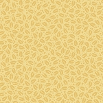 A Christmas Story 23915-S Lt Gold Holly Tonal by Quilting Treasures