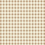 With All My Heart 24804 Tan Houndstooth by Red Rooster