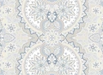 Gatsby's Flora 25160 Cream Border by Red Rooster Studios