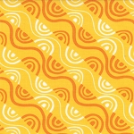 Daydream 27175-12 Yellow Cadence by Kate Spain for Moda