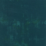 Grunge Basics 30150-229 Dark Jade by Basic Grey for Moda