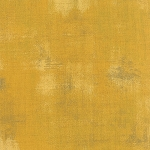 Grunge Basics 30150-282 Mustard by Basic Grey for Moda