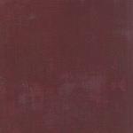 Grunge Basics 30150-297 Burgundy by Basic Grey for Moda