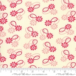 Cheeky 31141-11 Rose Sweet Cream Daisy Chain by Urban Chiks for Moda
