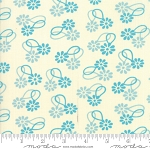 Cheeky 31141-21 Blue Raspberry Sweet Cream Daisy Chain by Moda