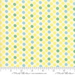 Cheeky 31142-21 Buttercup Sweet Cream Dottie by Urban Chiks for Moda