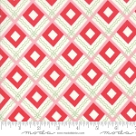 Sweet Christmas 31153-22 Peppermint Plaid Scarf by Urban Chiks for Moda