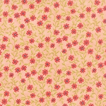 Tucker Prairie 36004-16 Primrose Daisy Chain by One Canoe Two for Moda
