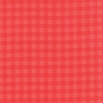 Tucker Prairie 36007-15 Coral Bells Gingham by One Canoe Two for Moda