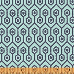 Garden Party Tango 38898-1 Aqua Geometric by Windham