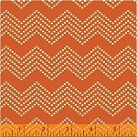 Mosaica 39562-3 Orange Chevron by French Bull for Windham