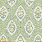Ibiza 40057-2 Aqua Medallion by Rosemarie Lavin for Windham