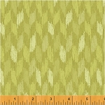 Ibiza 40060-4 Celery Broken Chevron by Rosemarie Lavin for Windham