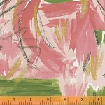 Sunshine Serenade 40226M-2 Pink Flamingo Daydreamer by Windham