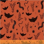 Mischief Night 40648-2 Orange Bats by Windham