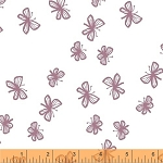 Stella 40690-1 Mauve Orchid Faril by Lotta Jansdotter for Windham