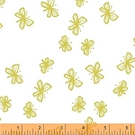 Stella 40690-2 Citrus Lime Faril by Lotta Jansdotter for Windham
