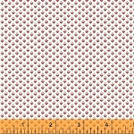 Modern Country 40723-1 Raspberry Dotted Diamonds by Windham