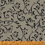 Jardin de Provence 40791-1 Linen Scroll by Daphne B for Windham