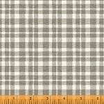 Jardin de Provence 40792-3 Cream Plaid by Daphne B for Windham