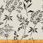Jardin de Provence 40795-3 Cream Wildflowers by Daphne B for Windham