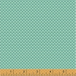 Hazel 40838-7 Teal Triangles by Allison Harris for Windham