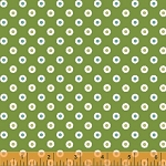 Hazel 40841-8 Green Dot by Allison Harris for Windham