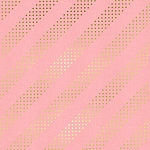 Dottie 5002-14 Cotton Candy Metallic by Cotton + Steel