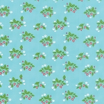 Gooseberry 5011-16 Sky Gooseberry Patch by Lella Boutique for Moda EOB