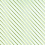 Hello Darling 55112-16 Aqua Green Summer Stripe by Moda