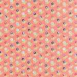 Vintage Picnic 55121-13 Coral Rosie by Bonnie & Camille for Moda