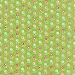 Vintage Picnic 55121-14 Green Rosie by Bonnie & Camille for Moda