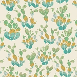 Succulence 98606 Everlasting Cacti Terrain by Art Gallery