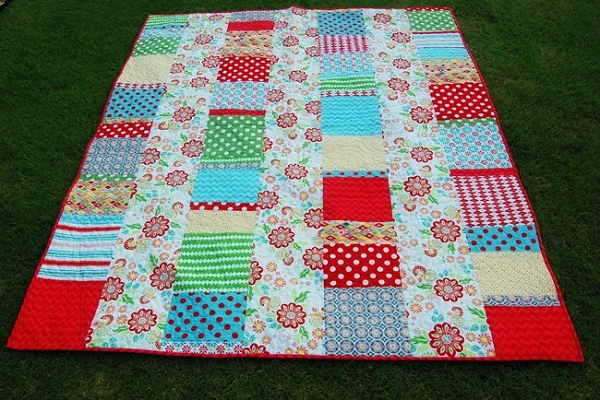Riley Blake - Five & Dime Quilt Kit : five and dime quilt - Adamdwight.com