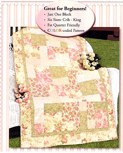 easy as abc 123 quilt pattern shabby fabrics. Black Bedroom Furniture Sets. Home Design Ideas