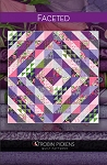 Faceted Quilt Pattern by Robin Pickens