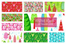 Festive Forest