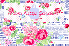 Pam Kitty Garden