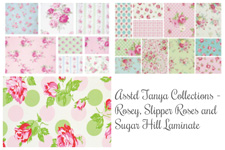 Assorted Tanya Whelan Collections