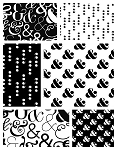Ampersand 6 Fat Quarter Set by Windham